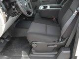 2010 Chevrolet Silverado 1500 Extended Cab Dark Titanium Interior