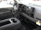 2010 Chevrolet Silverado 1500 Extended Cab Dashboard
