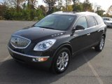 2008 Carbon Black Metallic Buick Enclave CXL AWD #39059948