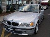 2003 Titanium Silver Metallic BMW 3 Series 330i Sedan #39059963