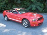 2007 Ford Mustang Shelby GT500 Convertible Data, Info and Specs
