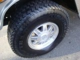 Hummer H1 2001 Wheels and Tires