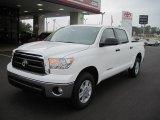 2011 Super White Toyota Tundra CrewMax #39059732