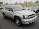 2007 Chevrolet TrailBlazer LS Data, Info and Specs