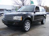 2008 Land Rover Range Rover Java Black Pearlescent