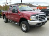 2003 Ford F350 Super Duty XLT SuperCab 4x4 Data, Info and Specs