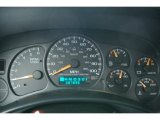 2002 Chevrolet Silverado 1500 LS Regular Cab Gauges