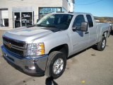 2011 Chevrolet Silverado 2500HD LT Extended Cab 4x4 Data, Info and Specs
