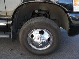 2007 Dodge Ram 3500 Laramie Quad Cab 4x4 Dually Wheel