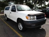 2000 Toyota Tundra Regular Cab Data, Info and Specs