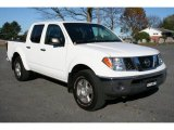 2008 Nissan Frontier SE Crew Cab 4x4 Data, Info and Specs