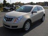 2011 Gold Mist Metallic Cadillac SRX FWD #39123464