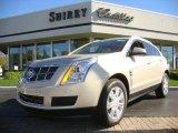 2011 Gold Mist Metallic Cadillac SRX 4 V6 AWD #39123155