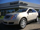 2011 Gold Mist Metallic Cadillac SRX 4 V6 AWD #39123156