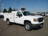 2011 GMC Sierra 2500HD Work Truck Regular Cab 4x4 Chassis Commercial Data, Info and Specs