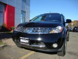 2007 Super Black Nissan Murano SL AWD #39148894