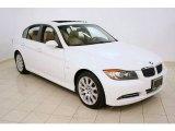 2007 Alpine White BMW 3 Series 335xi Sedan #39149282