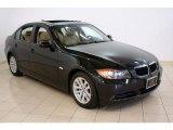 2007 Black Sapphire Metallic BMW 3 Series 328xi Sedan #39149283
