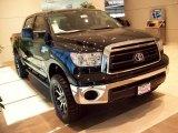 2011 Black Toyota Tundra SR5 CrewMax 4x4 #39148125