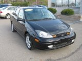 2004 Pitch Black Ford Focus ZTS Sedan #39148916