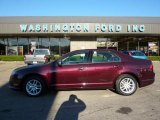2011 Bordeaux Reserve Metallic Ford Fusion S #39148929