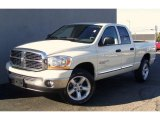 2006 Bright White Dodge Ram 1500 Big Horn Edition Quad Cab 4x4 #39148538