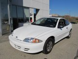 2002 Chevrolet Cavalier Bright White
