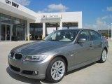 2011 Space Gray Metallic BMW 3 Series 328i Sedan #39148973