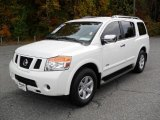 Nissan Armada 2009 Data, Info and Specs