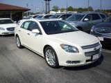 2011 Chevrolet Malibu White Diamond Tricoat
