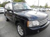 2007 Java Black Pearl Land Rover Range Rover HSE #39149069