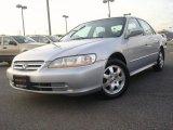 2002 Honda Accord Satin Silver Metallic