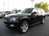 2010 Ford Explorer Black