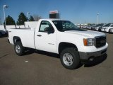 2011 GMC Sierra 2500HD Work Truck Regular Cab 4x4 Data, Info and Specs