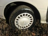 Nissan Sentra 1997 Wheels and Tires