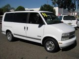 1996 Chevrolet Astro Ghost White