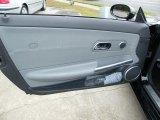 2006 Chrysler Crossfire Limited Roadster Door Panel