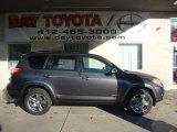 2011 Magnetic Gray Metallic Toyota RAV4 Sport 4WD #39148322