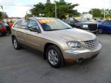 2004 Linen Gold Metallic Chrysler Pacifica  #39149496
