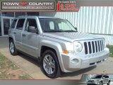 2007 Bright Silver Metallic Jeep Patriot Limited #39149143