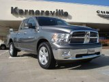 2011 Mineral Gray Metallic Dodge Ram 1500 Big Horn Quad Cab 4x4 #39149148