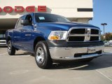 2011 Deep Water Blue Pearl Dodge Ram 1500 ST Crew Cab 4x4 #39149149