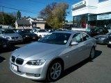 2008 Titanium Silver Metallic BMW 3 Series 335xi Coupe #39148345