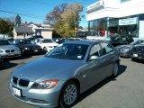 2007 Arctic Metallic BMW 3 Series 328xi Sedan #39148346