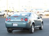 Silver Moss Metallic Chevrolet Cobalt in 2010