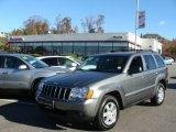 2008 Mineral Gray Metallic Jeep Grand Cherokee Laredo 4x4 #39148764