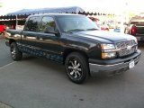 Dark Gray Metallic Chevrolet Silverado 1500 in 2004