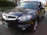 2008 Nighthawk Black Pearl Acura RDX Technology #39149215