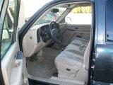 2004 Chevrolet Silverado 1500 LS Crew Cab Tan Interior