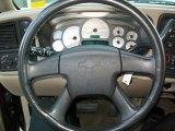 2004 Chevrolet Silverado 1500 LS Crew Cab Steering Wheel